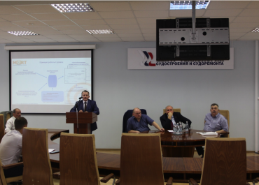 Ассоциация Судостроителей Санкт-Петербурга и Ленинградской области провела очередное собрание членов Ассоциации в городе Санкт-Петербурге